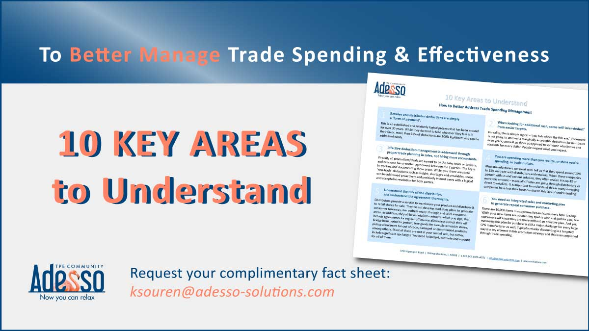 Adesso Fact Sheet: 10 Key Areas to Understand & Manage Trade